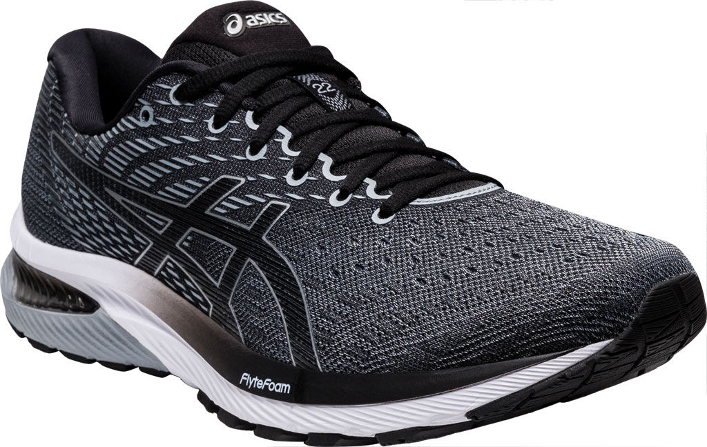 Men's ASICS GEL-Cumulus 22 Running Sneaker, Sheet Rock/Black, large, image 1