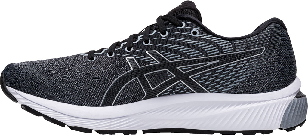Men's ASICS GEL-Cumulus 22 Running Sneaker, Sheet Rock/Black, large, image 3