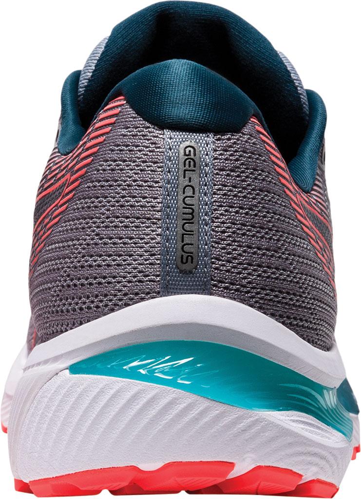 Men's ASICS GEL-Cumulus 22 Running Sneaker, Piedmont Grey/Magnetic Blue, large, image 4