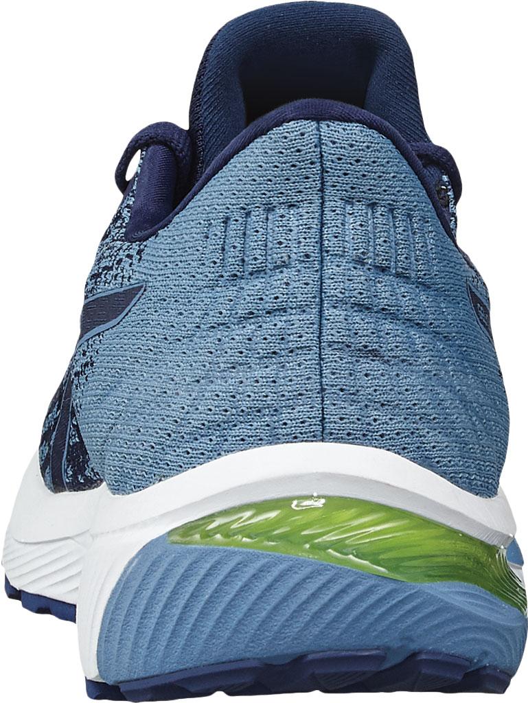 Men's ASICS GEL-Cumulus 22 Running Sneaker, Peacoat/Grey Floss, large, image 2