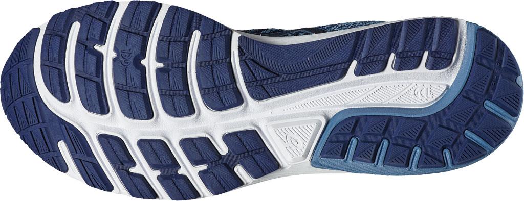 Men's ASICS GEL-Cumulus 22 Running Sneaker, Peacoat/Grey Floss, large, image 3