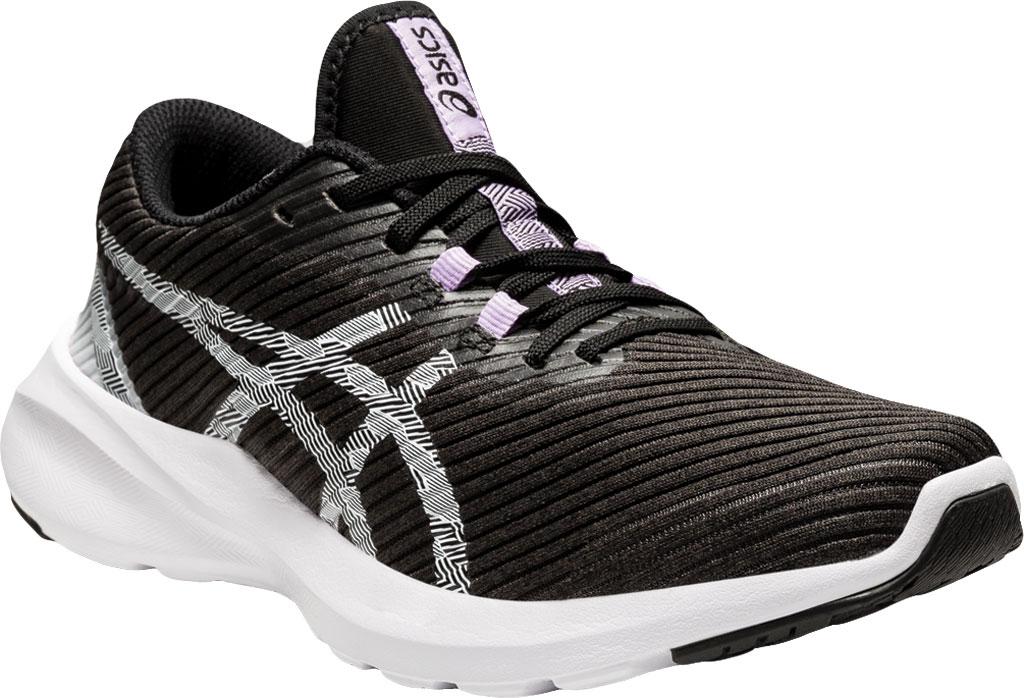 Women's ASICS Versablast Running Sneaker, Black/White, large, image 1
