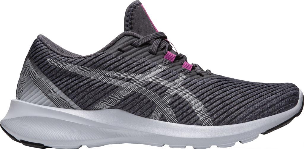 Women's ASICS Versablast Running Sneaker, Carrier Grey/Piedmont Grey, large, image 2