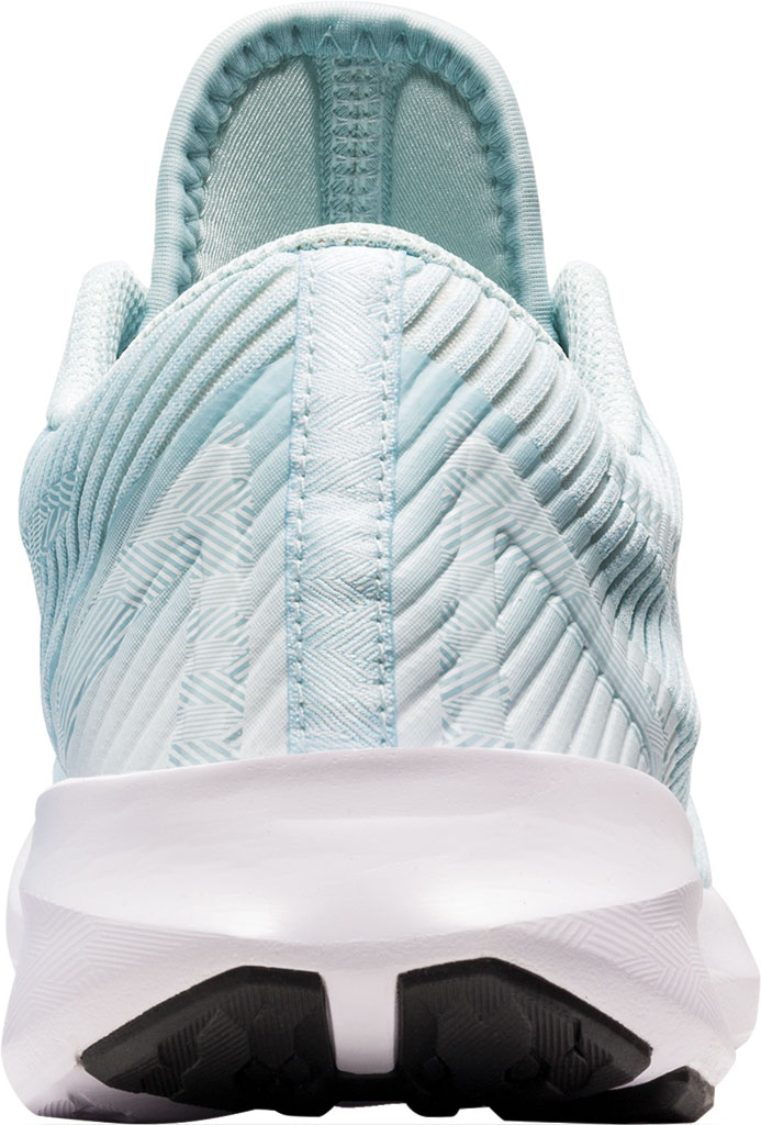 Women's ASICS Versablast Running Sneaker, Aqua Angel/White, large, image 4