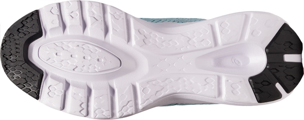 Women's ASICS Versablast Running Sneaker, Aqua Angel/White, large, image 6