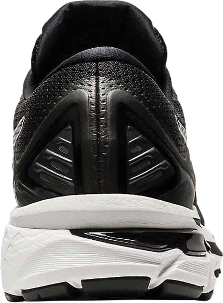 Women's ASICS GT-2000 9 Running Sneaker, Black/White, large, image 4