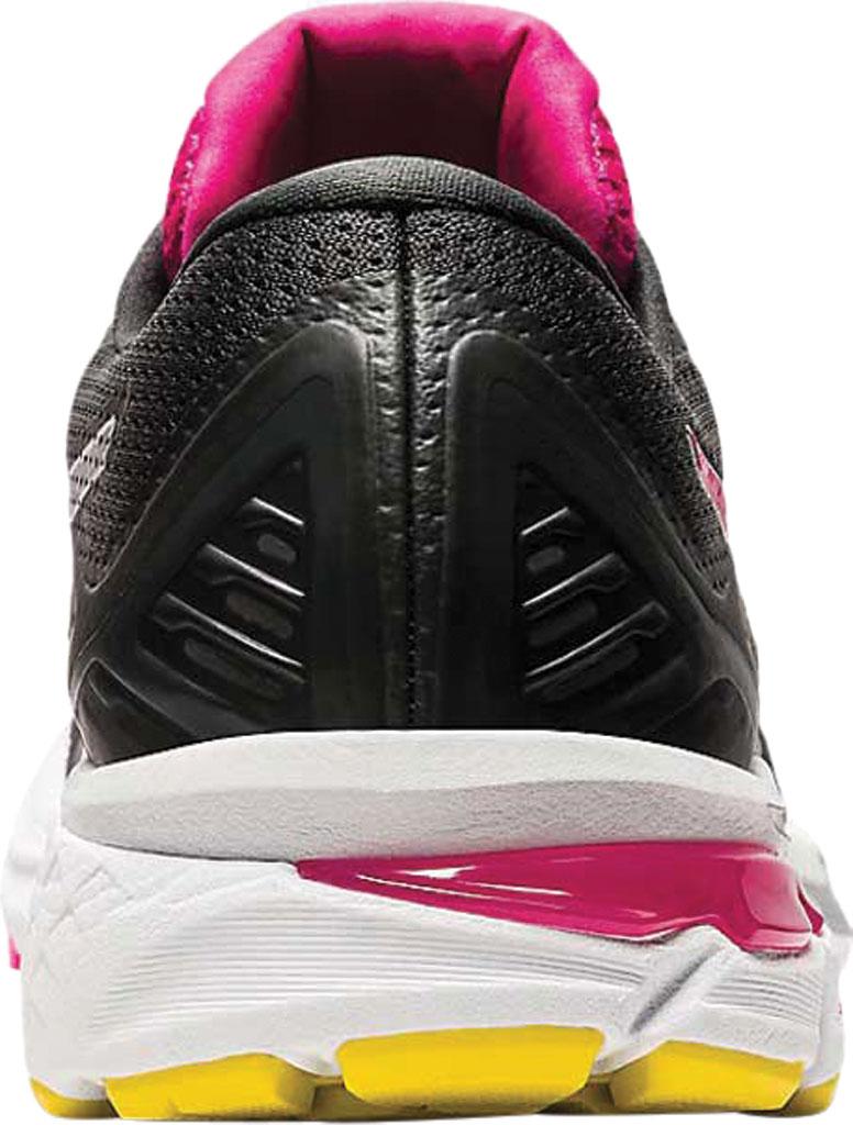 Women's ASICS GT-2000 9 Running Sneaker, Graphite Grey/Black, large, image 4