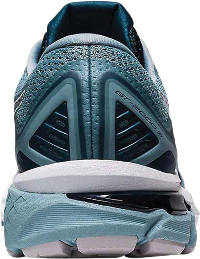 Women's ASICS GT-2000 9 Running Sneaker, Light Steel/Magnetic Blue, large, image 4