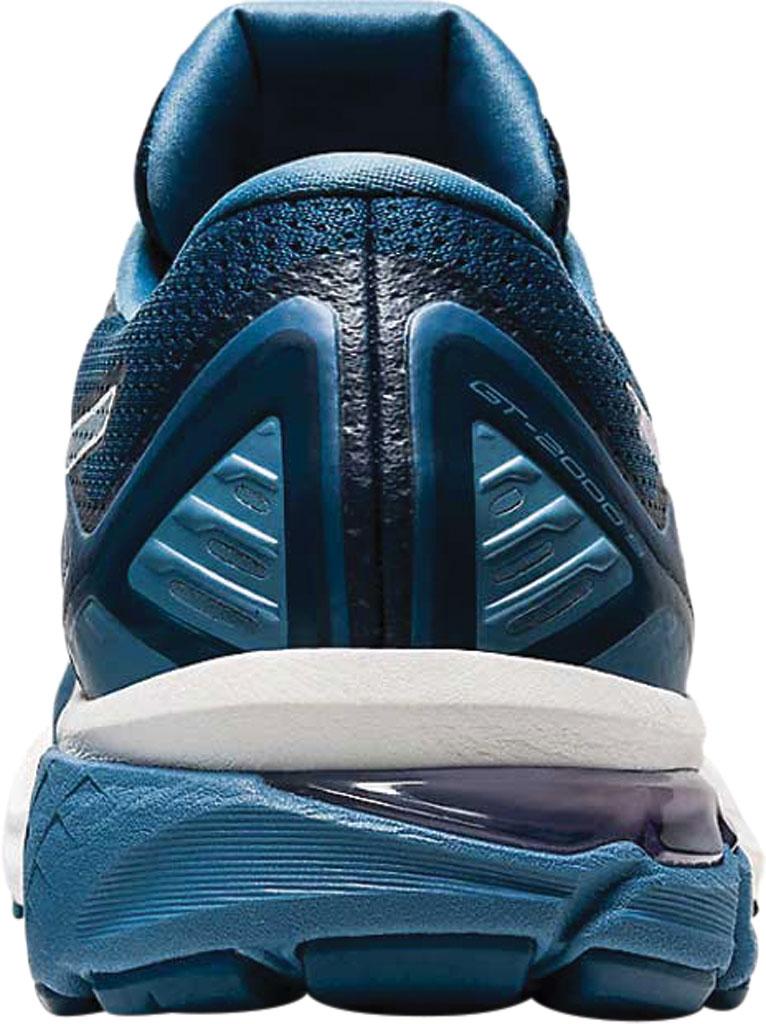 Women's ASICS GT-2000 9 Running Sneaker, Mako Blue/Grey Floss, large, image 4