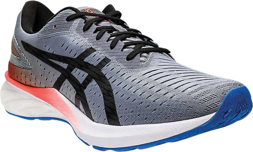 Women's ASICS Dynablast Running Sneaker, Piedmont Grey/Sheet Rock, large, image 1