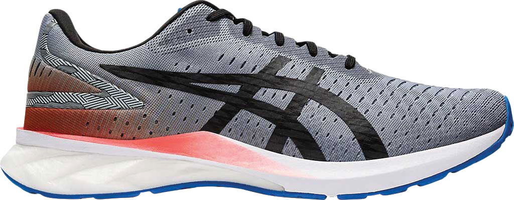 Women's ASICS Dynablast Running Sneaker, Piedmont Grey/Sheet Rock, large, image 2