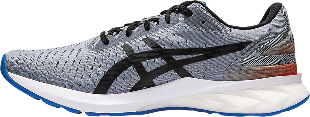 Women's ASICS Dynablast Running Sneaker, Piedmont Grey/Sheet Rock, large, image 3