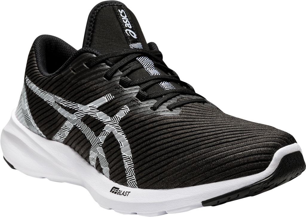 Men's ASICS Versablast Running Sneaker, Black/White, large, image 1