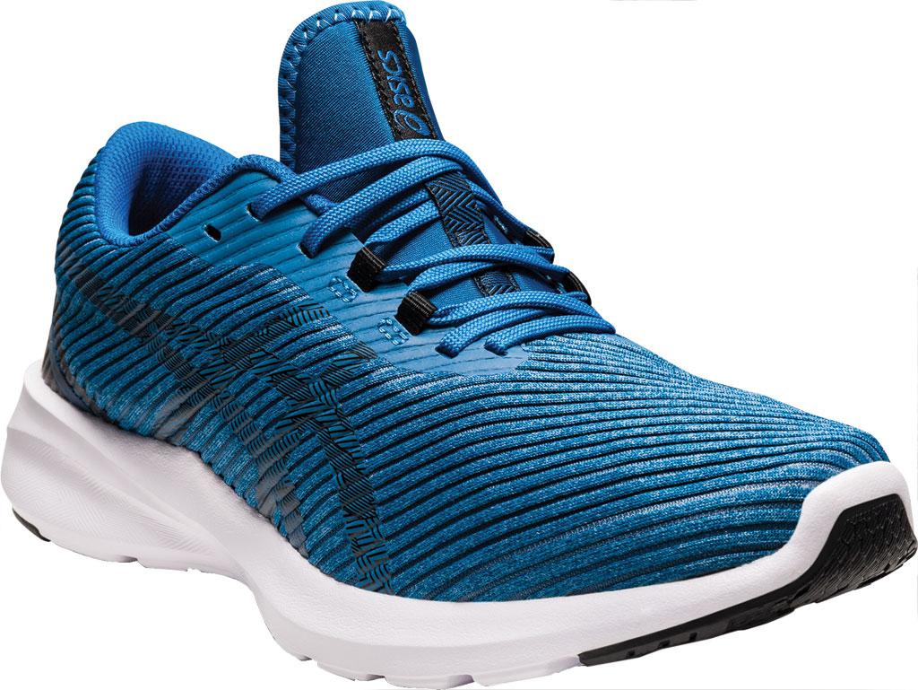 Men's ASICS Versablast Running Sneaker, Reborn Blue/Black, large, image 1