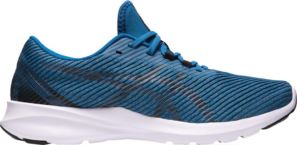 Men's ASICS Versablast Running Sneaker, Reborn Blue/Black, large, image 2