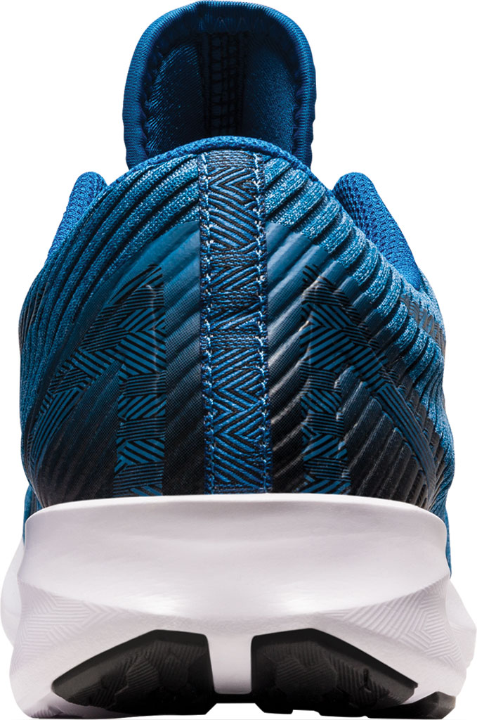 Men's ASICS Versablast Running Sneaker, Reborn Blue/Black, large, image 4