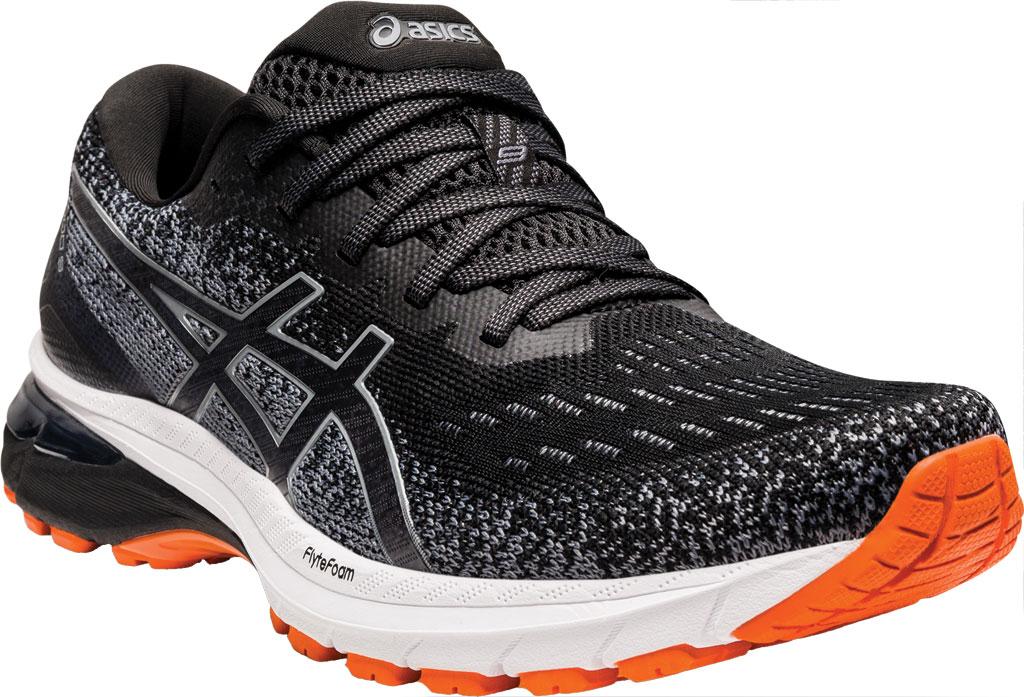 Men's ASICS GT-2000 9 Running Sneaker, Black/Metropolis, large, image 1