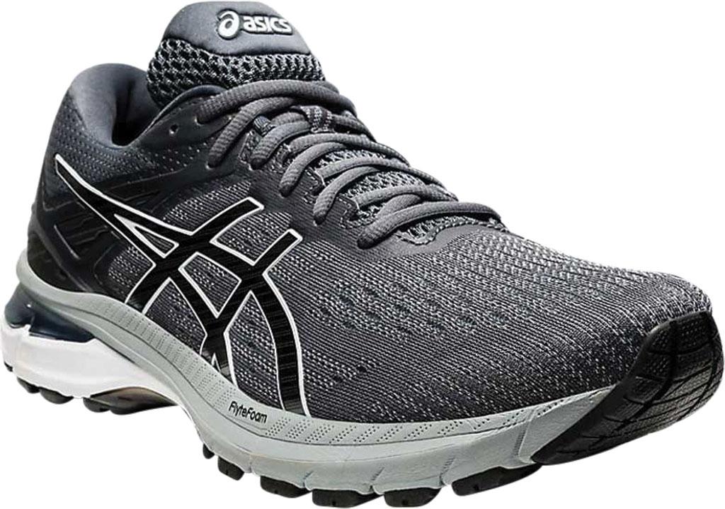 Men's ASICS GT-2000 9 Running Sneaker, Carrier Grey/Black, large, image 1