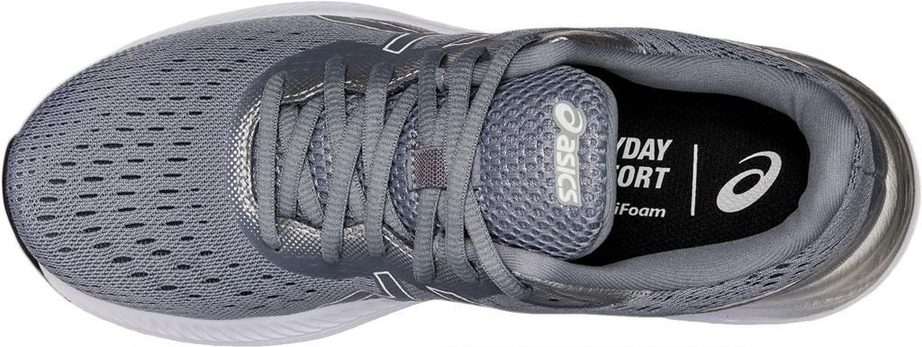 Women's ASICS GEL-Excite 8 Running Sneaker, Sheet Rock/White, large, image 5