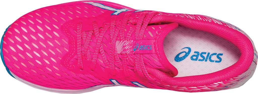 Women's ASICS Hyper Speed Running Sneaker, Hot Pink/White, large, image 5