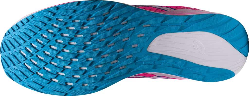 Women's ASICS Hyper Speed Running Sneaker, Hot Pink/White, large, image 6