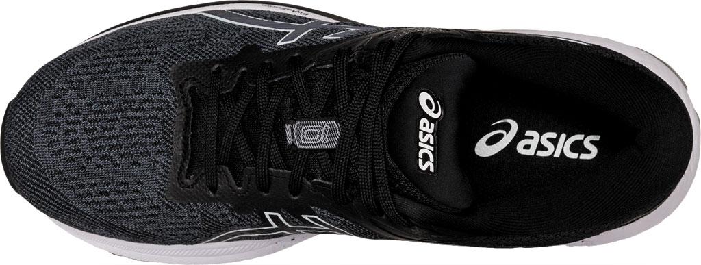 Women's ASICS GT-1000 10 Running Sneaker, Black/White, large, image 5