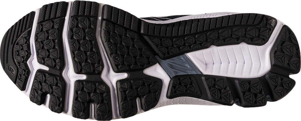 Women's ASICS GT-1000 10 Running Sneaker, Black/White, large, image 6