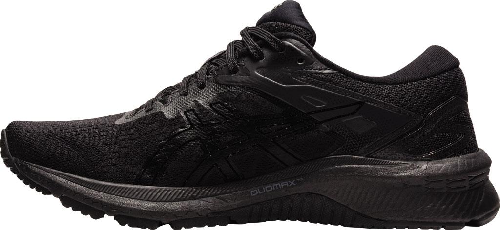 Women's ASICS GT-1000 10 Running Sneaker, Black/Black, large, image 2