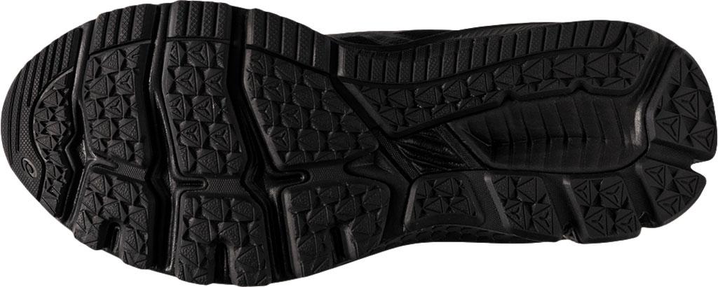 Women's ASICS GT-1000 10 Running Sneaker, Black/Black, large, image 5