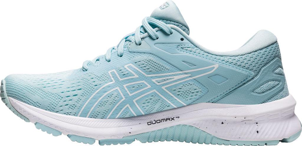 Women's ASICS GT-1000 10 Running Sneaker, Aqua Angel/Digital Aqua, large, image 3