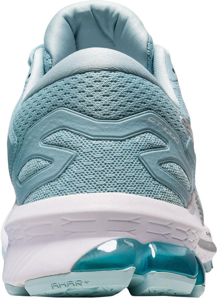 Women's ASICS GT-1000 10 Running Sneaker, Aqua Angel/Digital Aqua, large, image 4