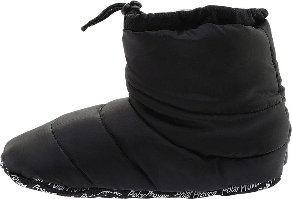 Baffin Cush Booty Slipper, Black, large, image 3