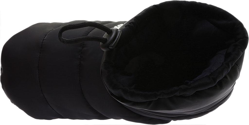 Baffin Cush Booty Slipper, Black, large, image 5