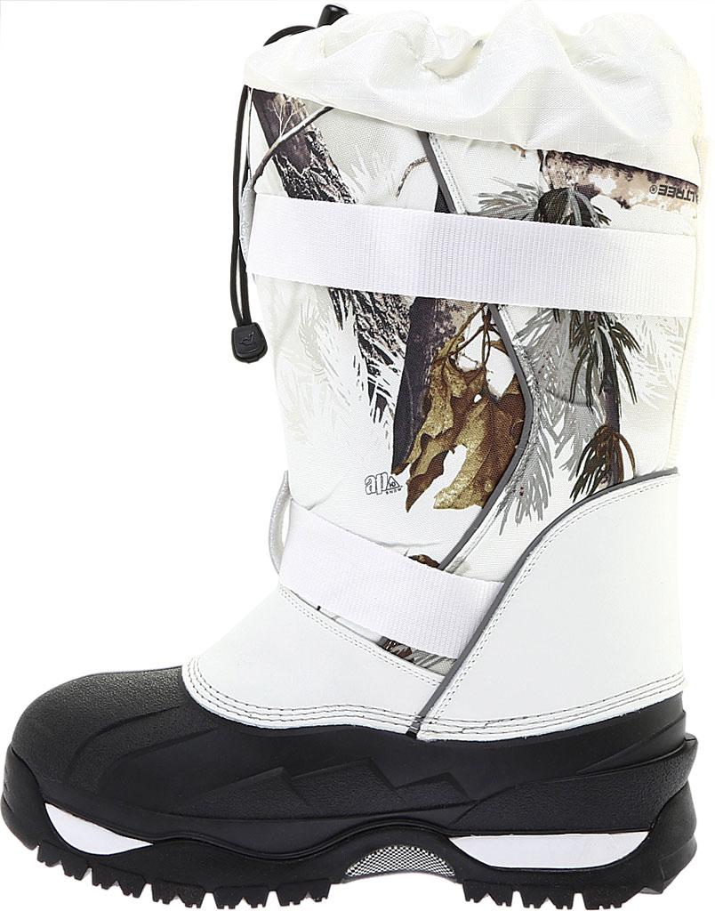 Men's Baffin Impact Snow Boot, Black, large, image 3