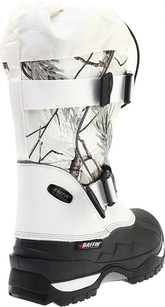Men's Baffin Impact Snow Boot, Black, large, image 4