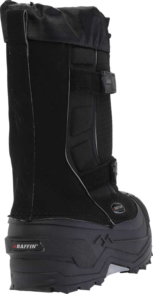 Children's Baffin Young Eiger Snow Boot, Black, large, image 4