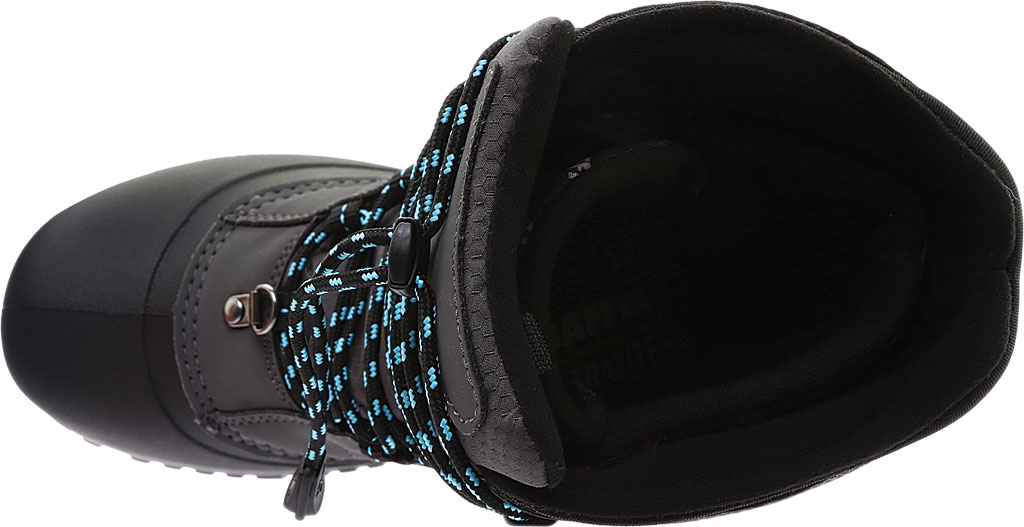 Women's Baffin Sage Snow Boot, Charcoal/Teal, large, image 5