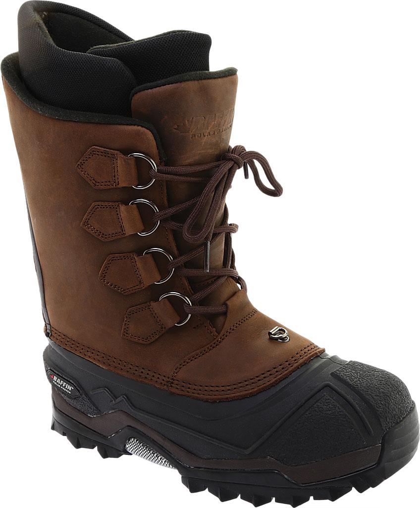 Men's Baffin Control Max Snow Boot, Worn Brown, large, image 1