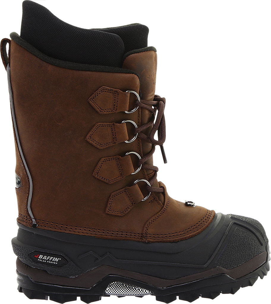 Men's Baffin Control Max Snow Boot, Worn Brown, large, image 2