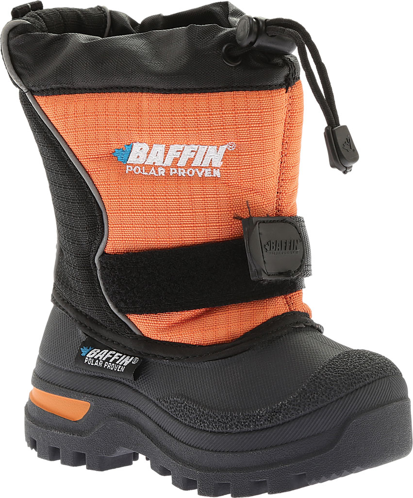 Infant Baffin Mustang Snow Boot, Expedition Gold, large, image 1