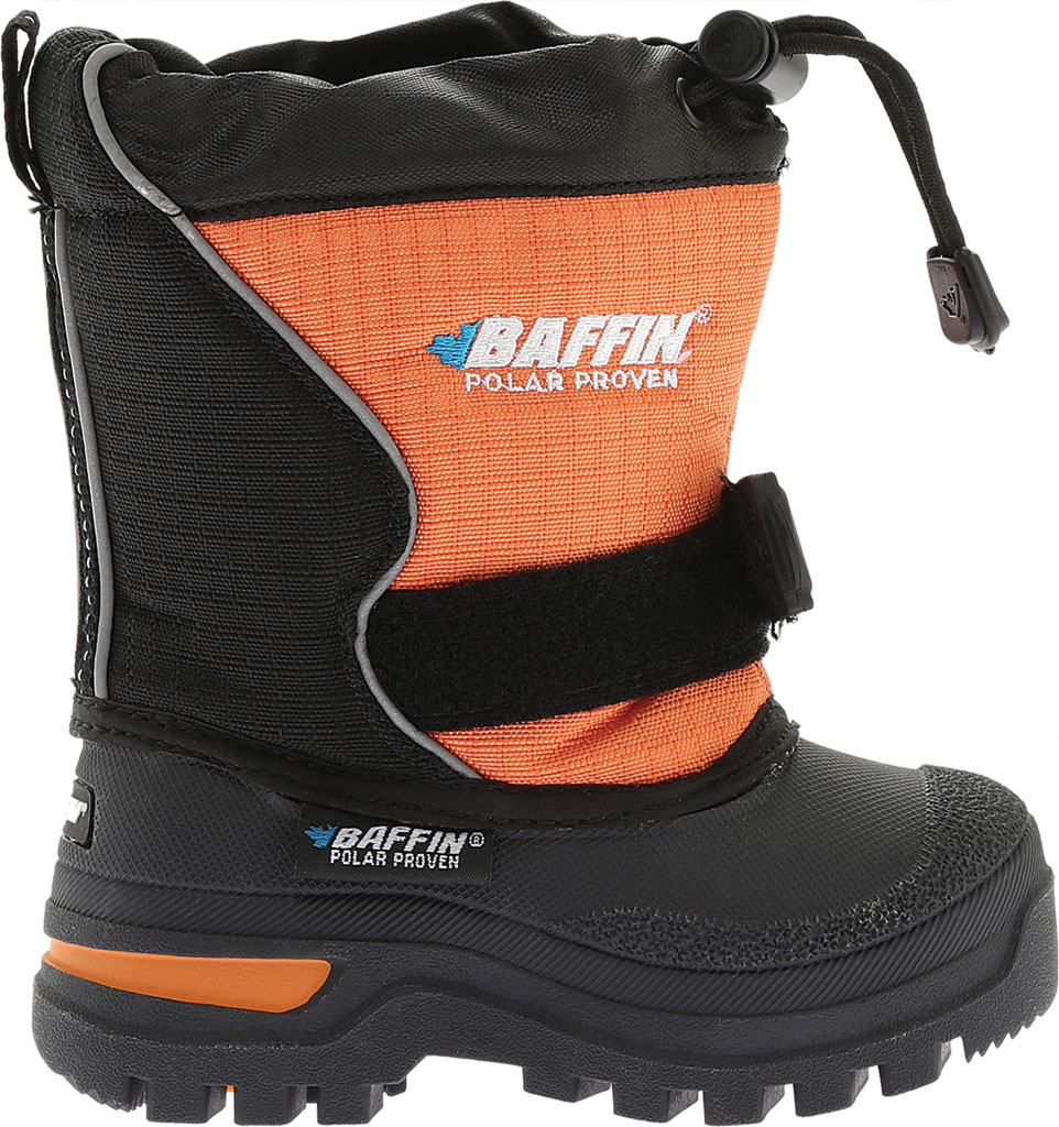 Infant Baffin Mustang Snow Boot, Expedition Gold, large, image 2