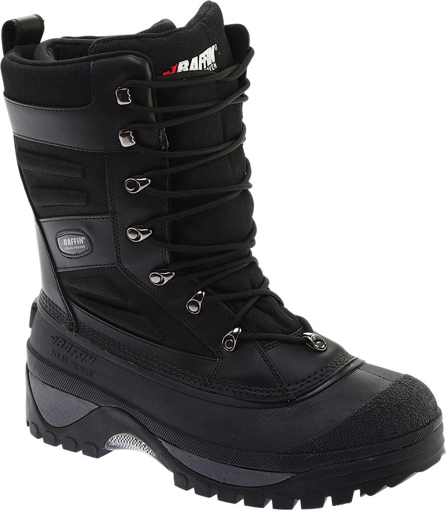Men's Baffin Crossfire Snow Boot, Black, large, image 1