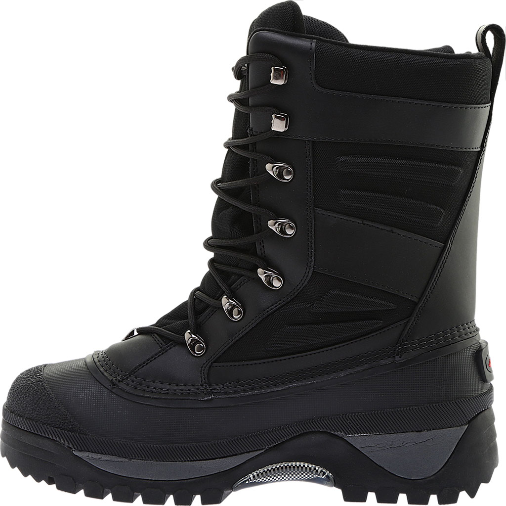 Men's Baffin Crossfire Snow Boot, Black, large, image 3