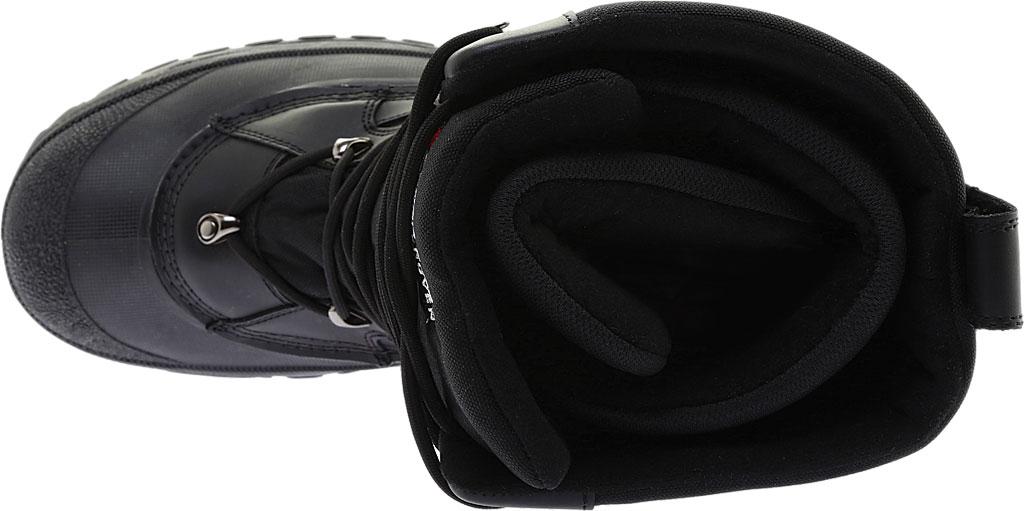 Men's Baffin Crossfire Snow Boot, Black, large, image 5