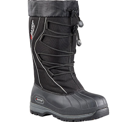 Women's Baffin Icefield Snow Boot, Black, large, image 1