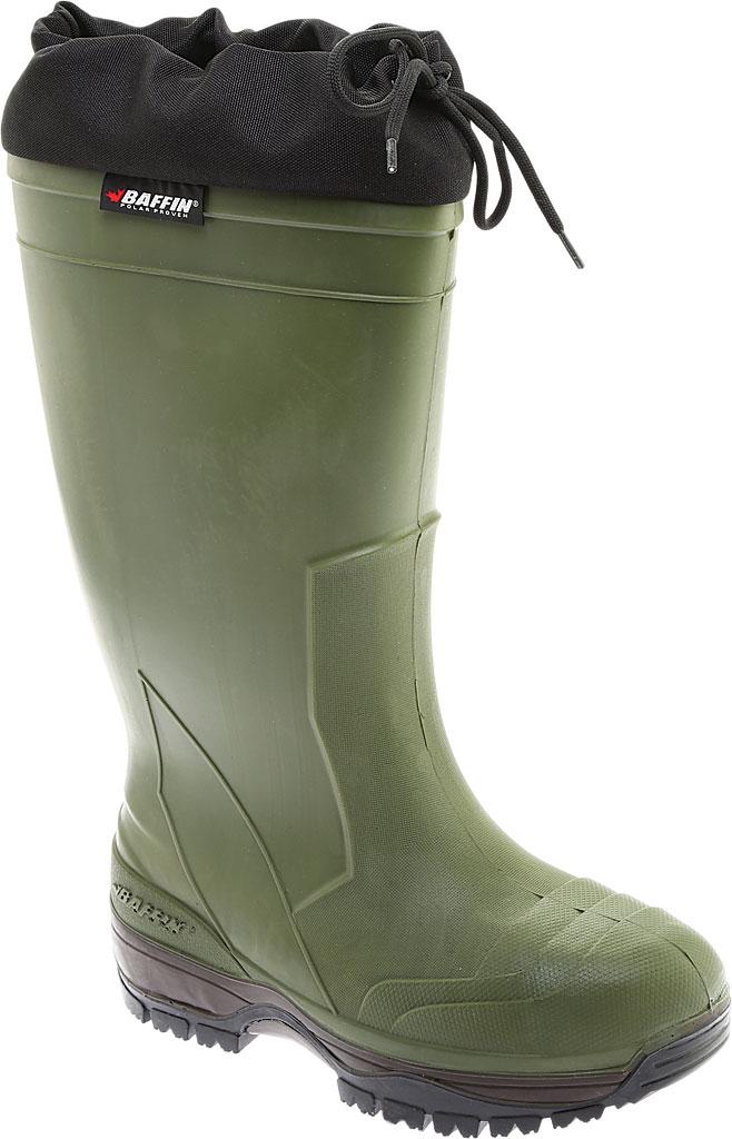 Men's Baffin Icebear Waterproof Boot, Forest/Black, large, image 1
