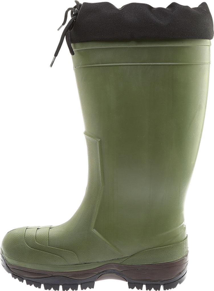 Men's Baffin Icebear Waterproof Boot, Forest/Black, large, image 3