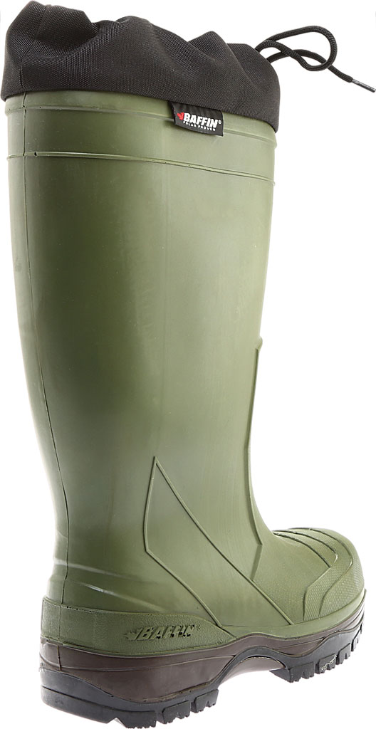 Men's Baffin Icebear Waterproof Boot, Forest/Black, large, image 4