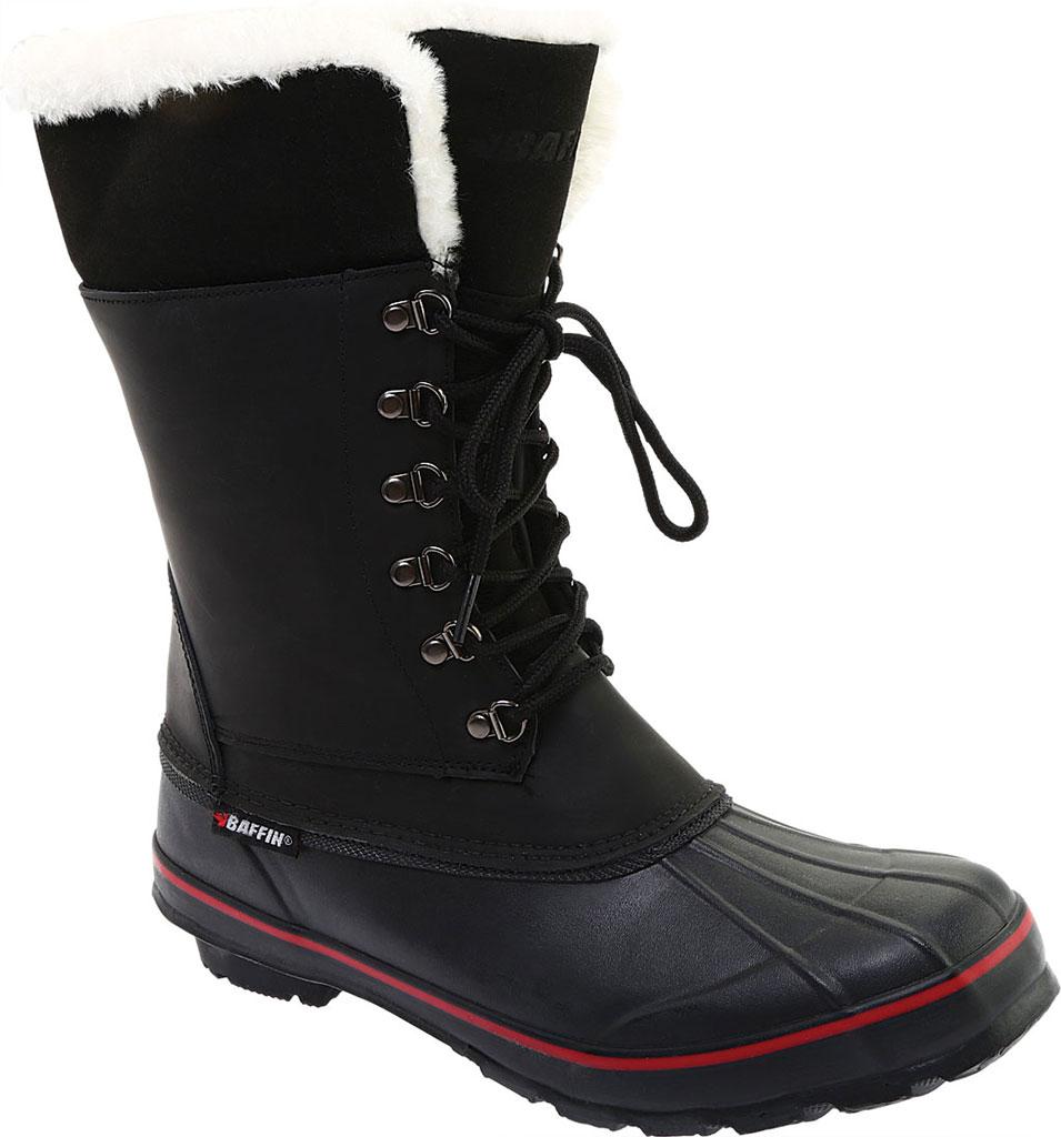 Women's Baffin Mink Waterproof Boot, Black, large, image 1