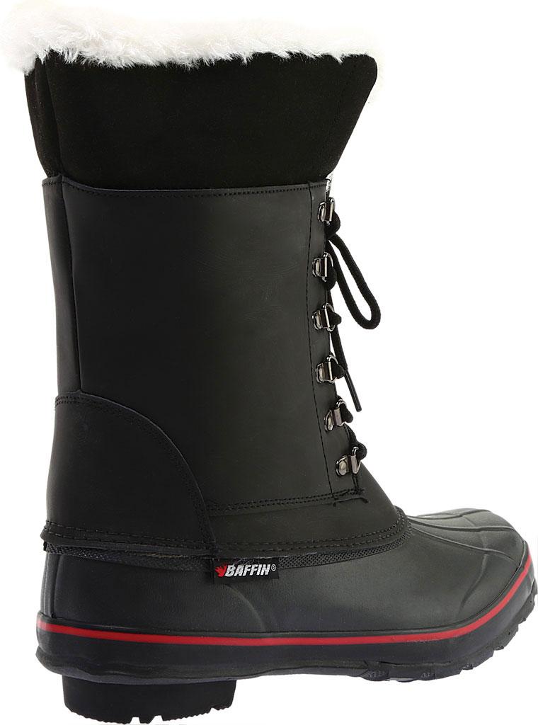 Women's Baffin Mink Waterproof Boot, Black, large, image 4
